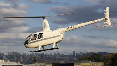 PP-PHV - Robinson R44 Raven II - Private