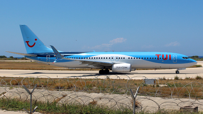 SE-RFY - Boeing 737-8K5 - TUIfly Nordic