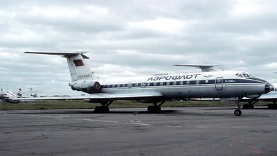CCCP-65972 - Tupolev Tu-134A-3 - Aeroflot