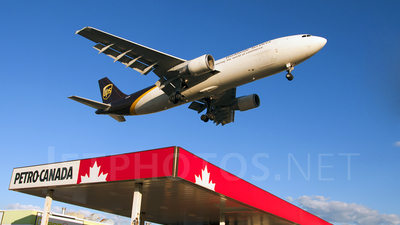N151UP - Airbus A300F4-622R - United Parcel Service (UPS)