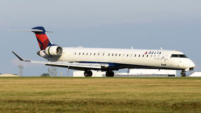 N814SK - Bombardier CRJ-900ER - Delta Connection (SkyWest Airlines)