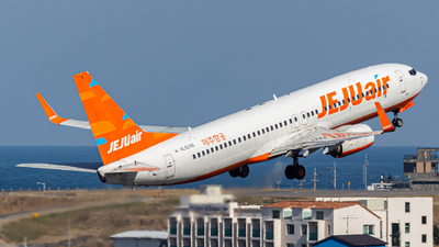 HL8296 - Boeing 737-8Q8 - Jeju Air