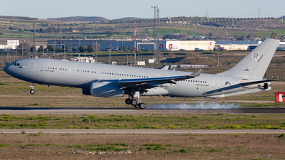 A picture of EC336 - Airbus A330200(MRTT) - Airbus - © Luis Fernández Corral