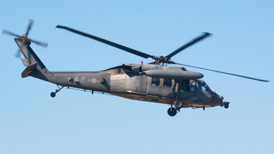 01-772 - Sikorsky UH-60P Blackhawk - South Korea - Air Force