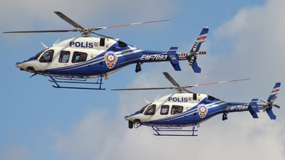 EM-7093 - Bell 429 Global Ranger - Turkey - Police