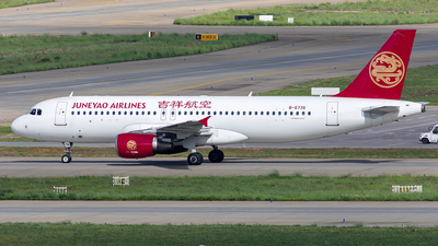 B-6735 - Airbus A320-214 - Juneyao Airlines