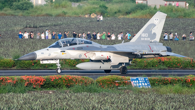 1613 - AIDC F-CK-1D Ching Kuo  - Taiwan - Air Force