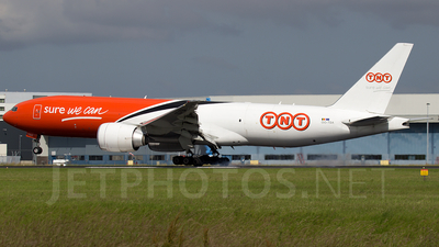 OO-TSA - Boeing 777-FHT - TNT Airways