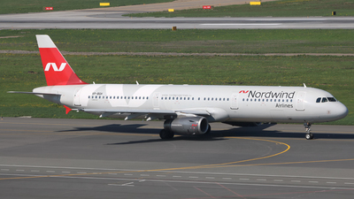 VP-BGH - Airbus A321-232 - Nordwind Airlines
