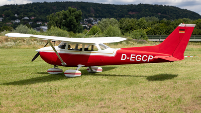 D-EGCP - Reims-Cessna F172M Skyhawk - Private