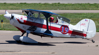 N388MK - Pitts S-1SE Special - Private