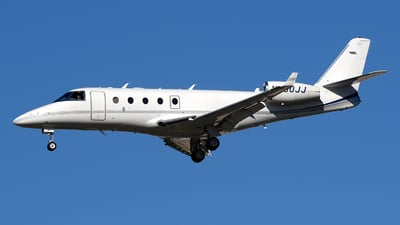 N480JJ - Gulfstream G150 - Private