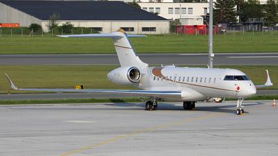 9H-VBG - Bombardier BD-700-1A11 Global 5000 - TAG Aviation