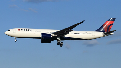 N404DX - Airbus A330-941 - Delta Air Lines