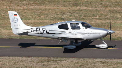 D-ELFL - Cirrus SR22-GTS G3 Turbo - Private