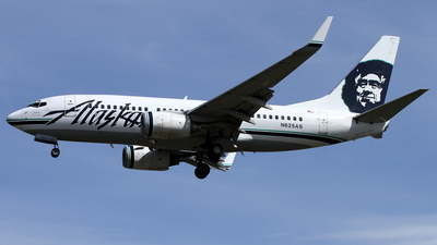 N625AS - Boeing 737-790 - Alaska Airlines