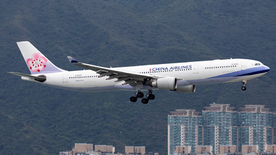 B-18355 - Airbus A330-302 - China Airlines