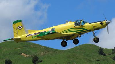 ZK-PWT - Pacific Aerospace Cresco 08-600 - Aerospread
