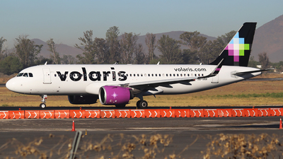 A picture of XAVRR - Airbus A320271N - Volaris - © Alejandro Aceves