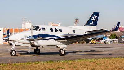 PR-CVB - Beechcraft C90GTx King Air - Private