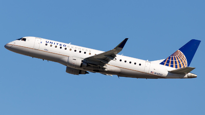 N148SY - Embraer 170-200LR - United Express (SkyWest Airlines)
