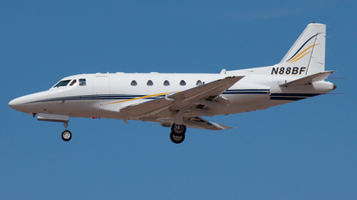 N88BF - Rockwell Sabreliner 65 - Private