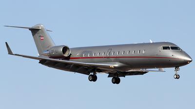 OE-ILI - Bombardier CL-600-2B19 Challenger 850 - VistaJet