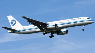 EZ-A012 - Boeing 757-22K - Turkmenistan Airlines