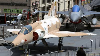 999734 - IAI F-21A Kfir - Israel - Air Force