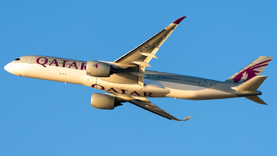 A7-ALF - Airbus A350-941 - Qatar Airways