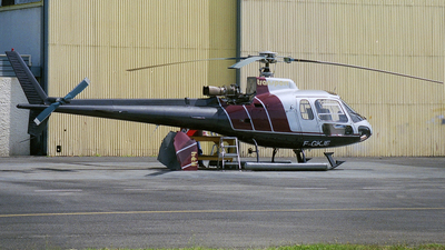 F-GKJE - Aerospatiale AS 350 Ecureuil - Heli Transport