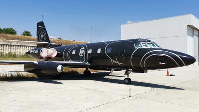 VP-CGH - Lockheed L-1329 JetStar II - Private