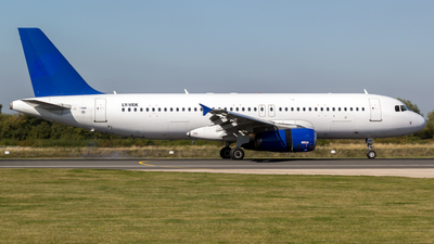 LY-VEK - Airbus A320-232 - Avion Express