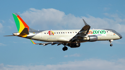 A picture of CP3145 - Embraer E190LR - Amaszonas - © MartinezRoe7