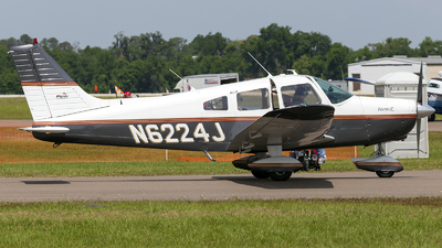 N6224J - Piper PA-28-151 Cherokee Warrior - Private
