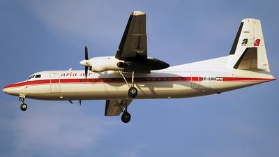 EP-EAH - Fokker 50 - Aria Air