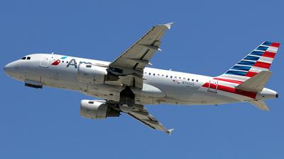 N765US - Airbus A319-112 - American Airlines