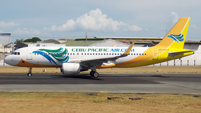 RP-C3274 - Airbus A320-214 - Cebu Pacific Air