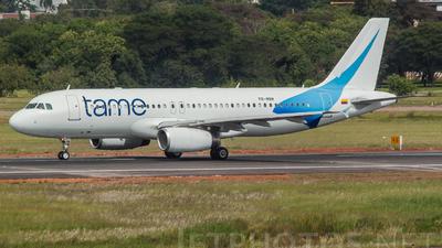 PR-MBM - Airbus A320-233 - TAME Ecuador