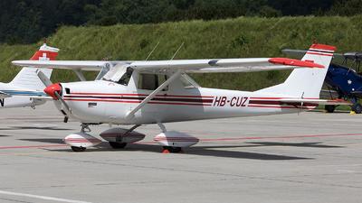 A picture of HBCUZ - Cessna F150K - [0597] - © Alex
