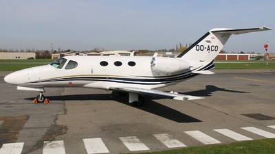 OO-ACO - Cessna 510 Citation Mustang - Air Service Liège (ASL)