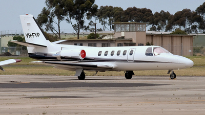 VH-FYP - Cessna 550 Citation II - Private