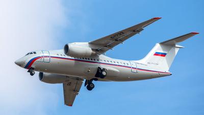 A picture of RA61733 - Antonov An148100E -  - © Anton Gromov