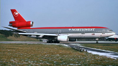 N161US - McDonnell Douglas DC-10-40 - Northwest Airlines
