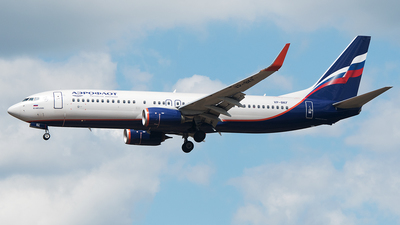 A picture of VPBKF - Boeing 7378MC - Aeroflot - © Alexey Prokhorov