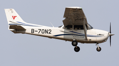 B-70N2 - Cessna 172S Skyhawk SP - Civil Aviation Flight University of China