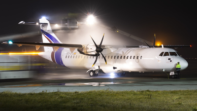 A picture of ECLYJ - ATR 72500 - Swiftair - © KonradWyszynski