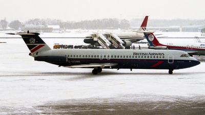 G-AVMN - British Aircraft Corporation BAC 1-11 Series 510ED - British Airways