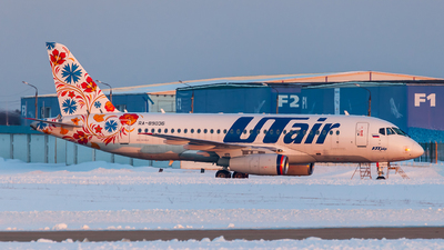 RA-89036 - Sukhoi Superjet 100-95LR - Utair Aviation
