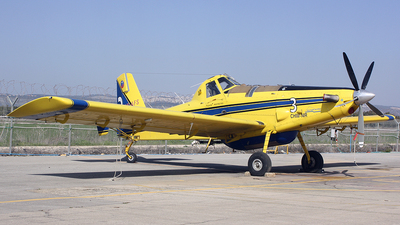 4X-AFS - Air Tractor AT-802AF - Chim-Nir Aviation